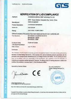GTS认证